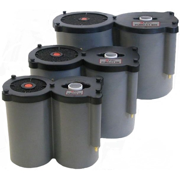Oil Water Separators Extend The Life Of Your Compressed