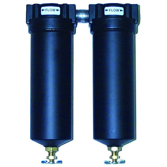 Air Filter Using Water : Eliminizer filter dryer water dirt compressed air