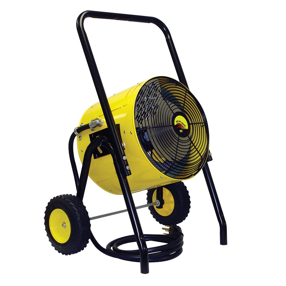 Commercial And Industrial Portable Heaters Isc Sales