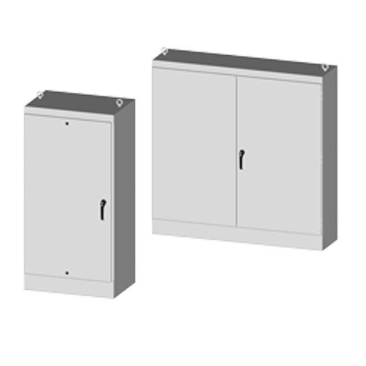 Two Door Wall Mount Enclosures
