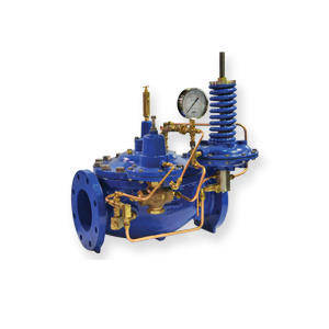 106 / 206-A-Type 3 Two-Way Flow Altitude Control Valve with Differential Control