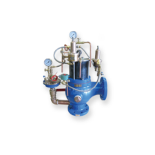Dynamic Lifter Air Operated Pressure Relief Valve