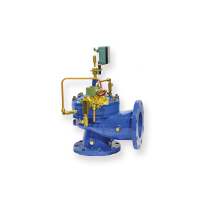 Deep Well Pump Control Valve Double Chamber 106 / 206-DW