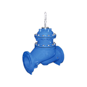 Full Port, Integral Back-Up, Dual Diaphragm, Automatic Control Valve 106-PGM and S106-PGM Singer