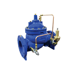 Pressure Reducing Valve 106 / 206-PR Singer
