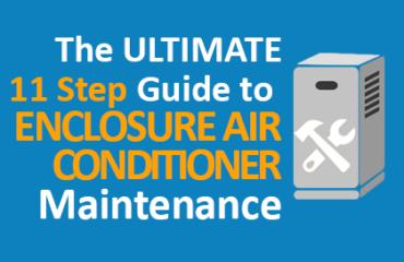 enclosure air conditioner maintenance