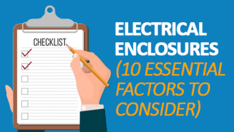 electrical enclosures 10 essential factors to consider