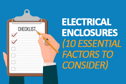 Buying Electrical Enclosures (10 Facts You Must Know)