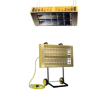 CH Series Portable Infrared Heater