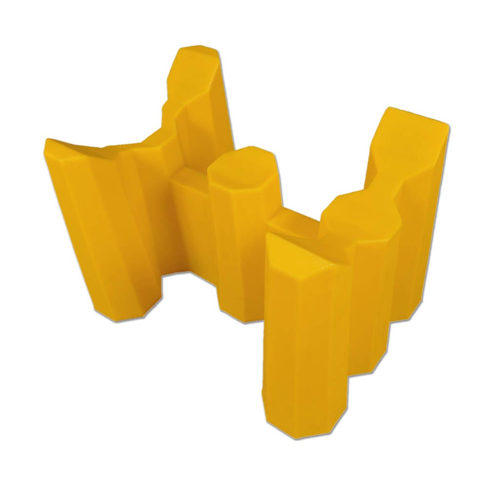 Drum Rack P1, Polyethylene, one-drum horizontal rack, UltraTech 9030