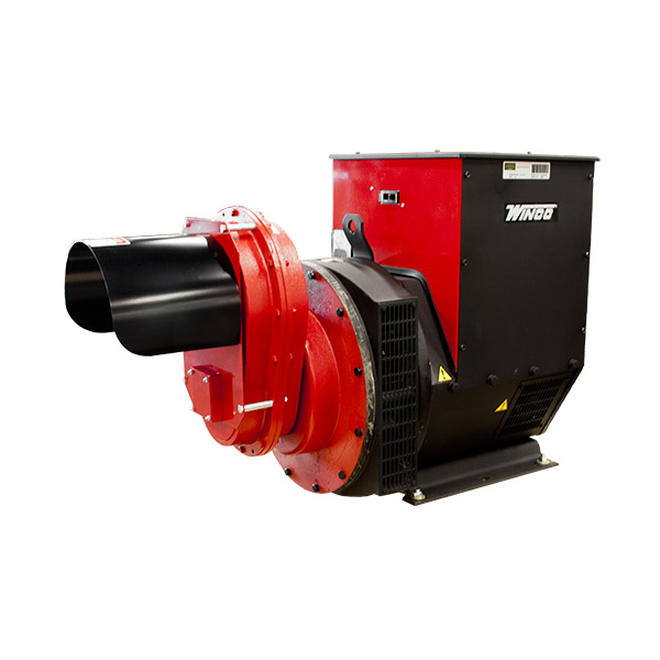 PTO/2 Bearing Generator - W70PTO-3 540 RPM, 69000 Amps - Winco