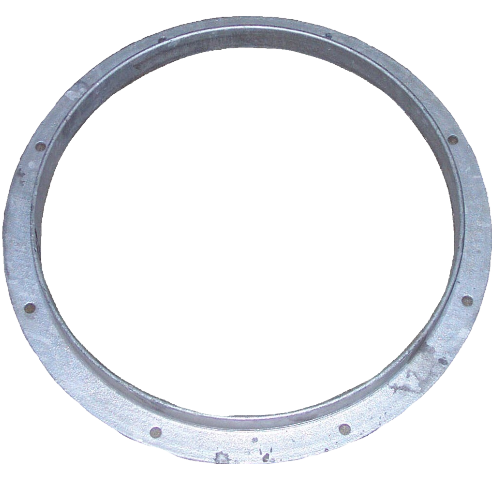 Ductwork Flanges / Angle I2:O47 Rings - Galvanized Steel