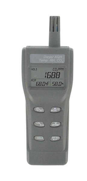 Dwyer Instruments Humidity//Temp Transducer 40 to 140F