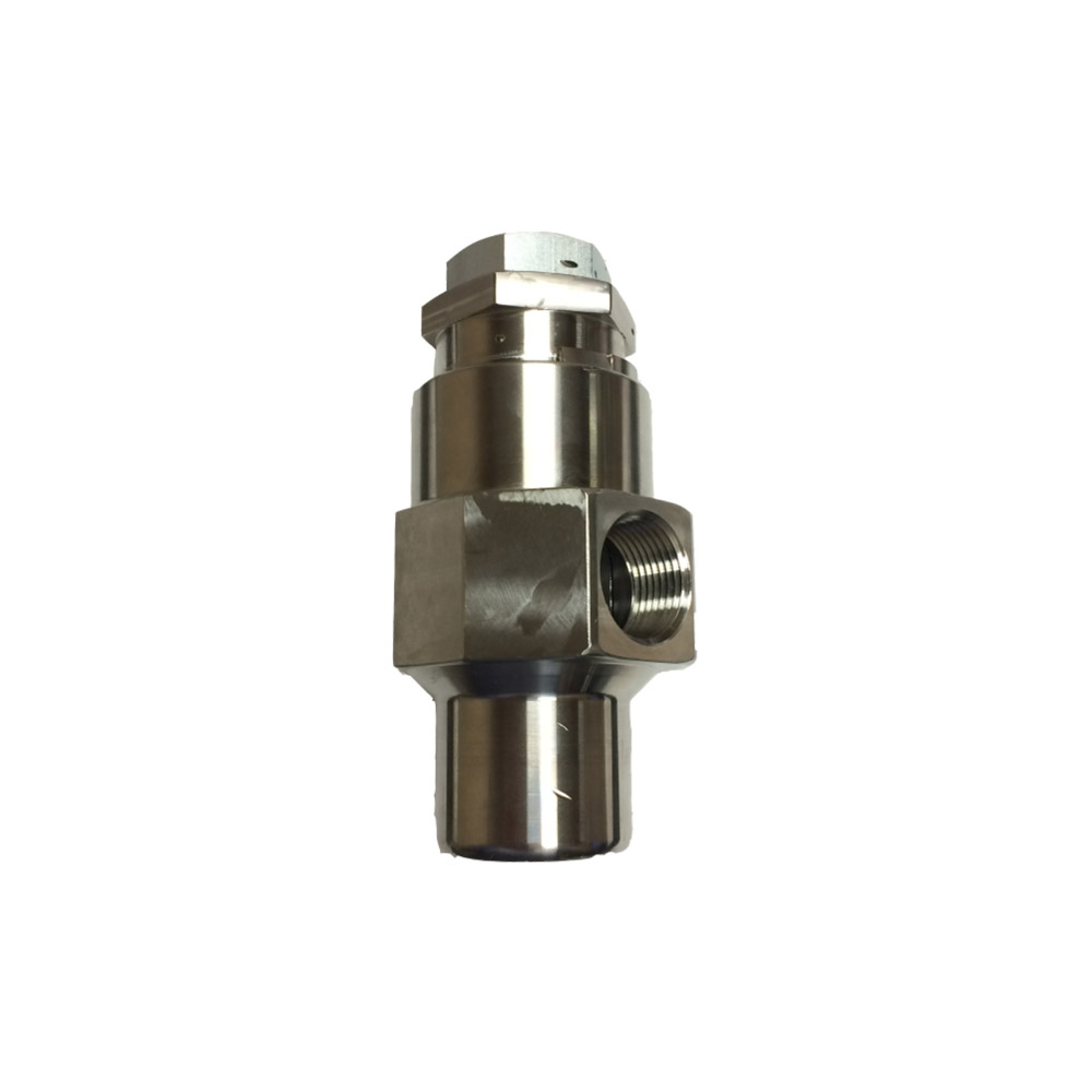 NEW CYRUS SHANK COMPANY 804 RELIEF VALVE 100